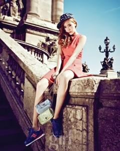 SNSD Jessica - Vogue Girl Magazine June Issue '13 2