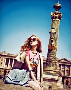 SNSD Jessica - Vogue Girl Magazine June Issue '13 3
