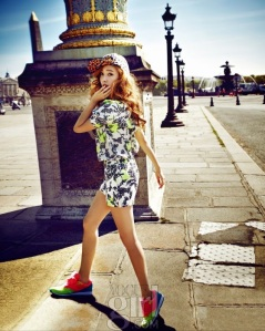 SNSD Jessica - Vogue Girl Magazine June Issue '13 4