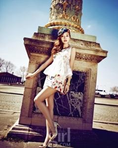 SNSD Jessica - Vogue Girl Magazine June Issue '13 5