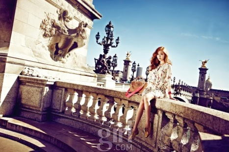 SNSD Jessica - Vogue Girl Magazine June Issue '13 7