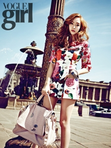 SNSD Jessica - Vogue Girl Magazine June Issue '13 9