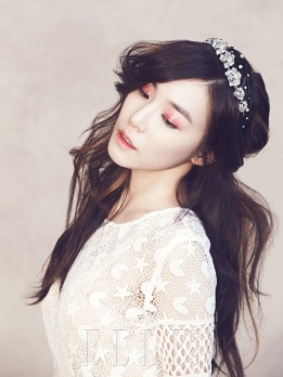 SNSD Tiffany - Elle Magazine June Issue '13 2