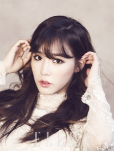 SNSD Tiffany - Elle Magazine June Issue '13 4