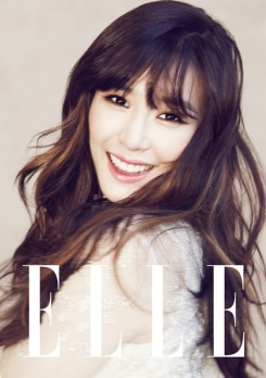 SNSD Tiffany - Elle Magazine June Issue '13 5