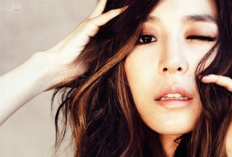 SNSD Tiffany - Elle Magazine June Issue '13 7