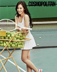 SNSD Yuri- Cosmopolitan Magazine June Issue '13 4