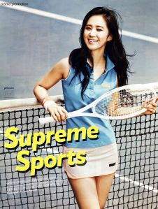 SNSD Yuri- Cosmopolitan Magazine June Issue '13 5