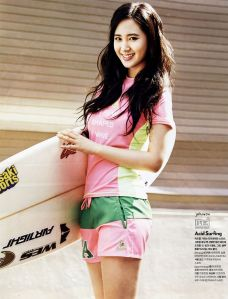 SNSD Yuri- Cosmopolitan Magazine June Issue '13 8