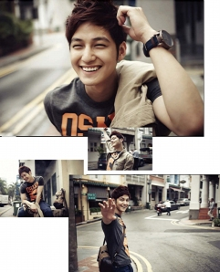 Kim Bum - Esquire Magazine May 2013 4