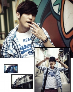 Kim Bum - Esquire Magazine May 2013 5