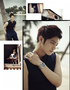 Kim Bum - Esquire Magazine May 2013 7