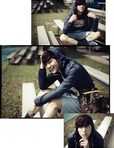 Kim Bum - Esquire Magazine May 2013 9