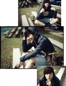 Kim Bum - Esquire Magazine May 2013 9