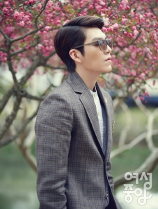 Kim Woo Bin - Woman Chosun Magazine May Issue '13 2