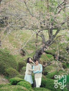 Kim Woo Bin - Woman Chosun Magazine May Issue '13 3