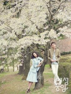 Kim Woo Bin - Woman Chosun Magazine May Issue '13 4
