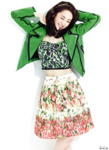 Nicole Jung KARA Sure Magazine May 2013