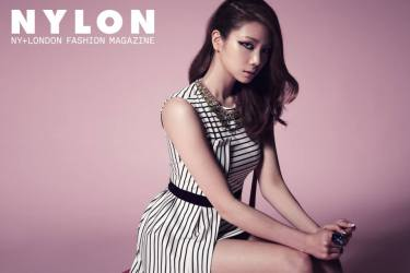 After School Ka Eun - Nylon Magazine August Issue '13 1
