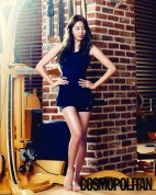 After School Uee - Cosmopolitan Magazine September Issue '13 5
