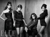 Sistar - Elle Magazine July Issue '13 2