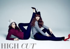 Sistar - High Cut Magazine Vol.109 3