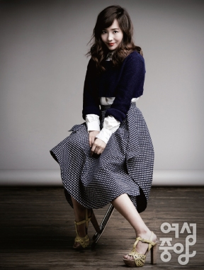 Eugene - Woman Chosun Magazine May Issue 2013 (2)