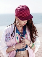 Jung Ho Yeon Vogue Girl Magazine April 2013 (5)