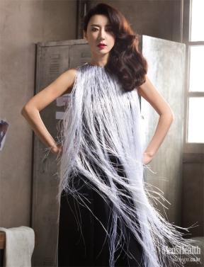 Kim Wan Sun Men's Heatlh Magazine May 2013 (3)