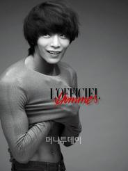 Lee Min Ki - L'Officiel Hommes Magazine May Issue '13 3