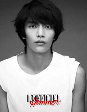 Lee Min Ki - L'Officiel Hommes Magazine May Issue '13 4